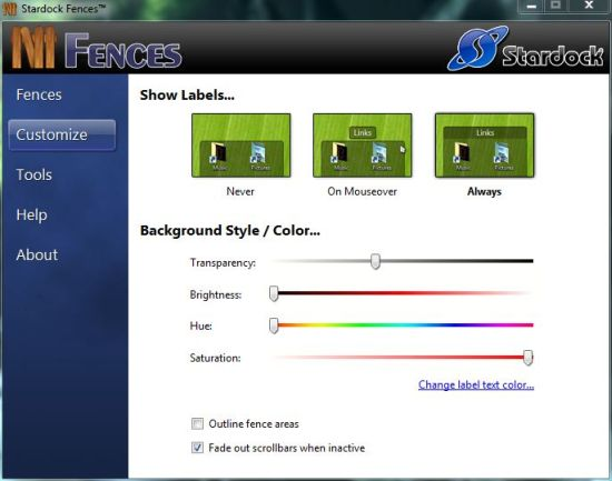81 Fences customize Organize Your Desktop Icons With Fences