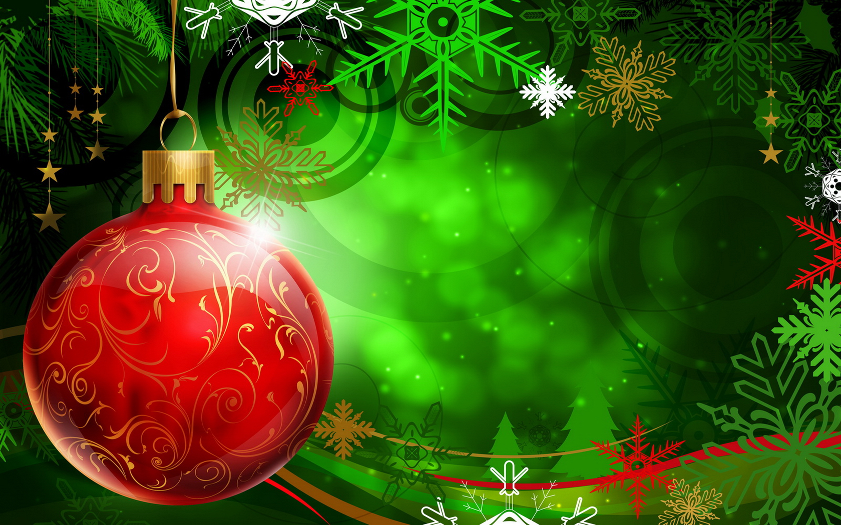 Top christmas wallpapers and themes for download