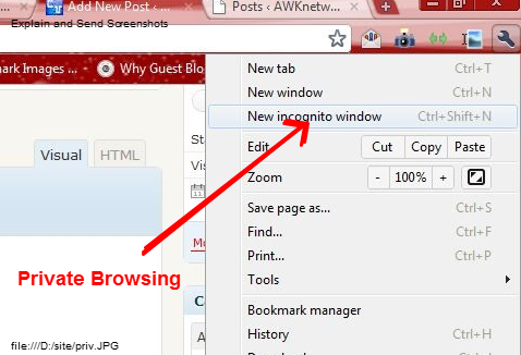 privt What is Private Browsing? How It Is Working?