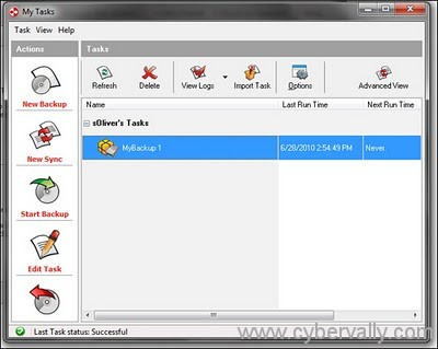 gfi backup software 2 Top 5 Free Backup Programs for Windows 7