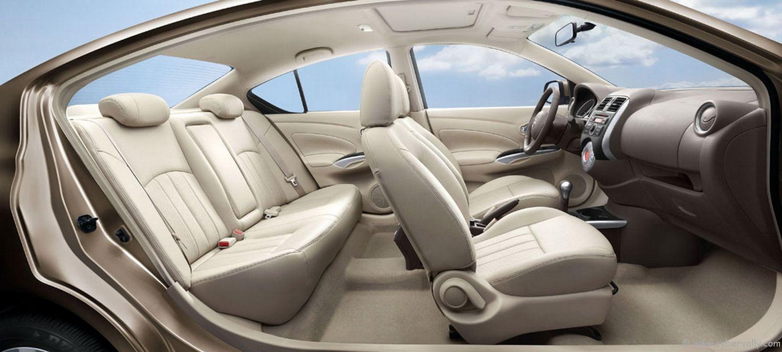 New Nissan Sunny Sedan Unveiled