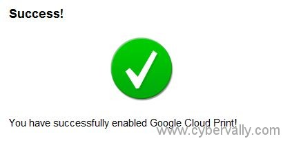 cp4 How to Setup Google Cloud Print on Your PC