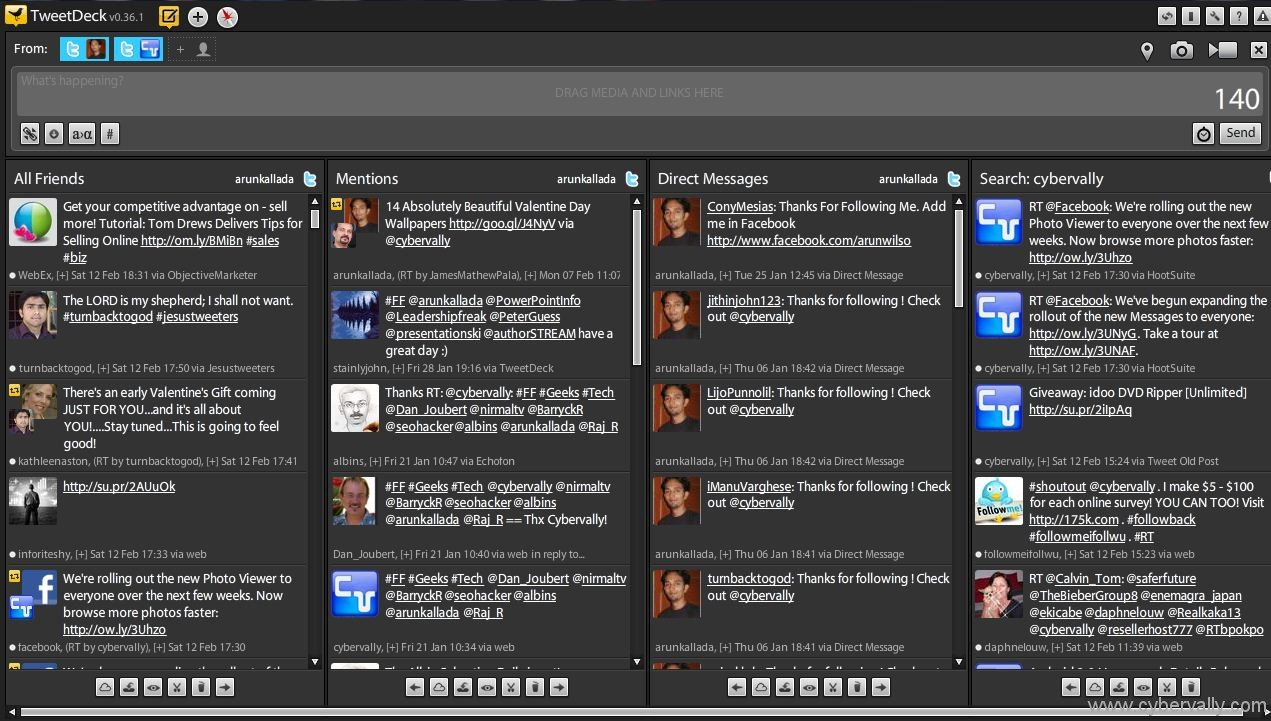 Top 5 Desktop Clients For Access Twitter