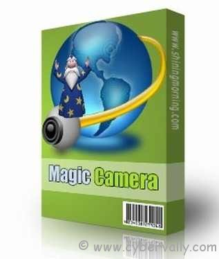 fdxbw3 [Giveaway] Make Amazing Video Webcam Effects Using Magic Camera