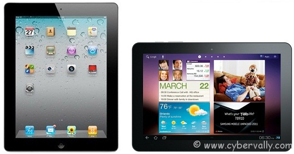 Apple+ipad+1+and+2+comparison