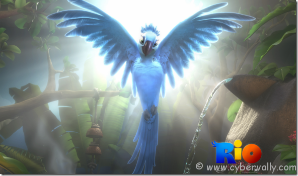 rio2 Download Angry Birds Rio Movie Theme for Windows
