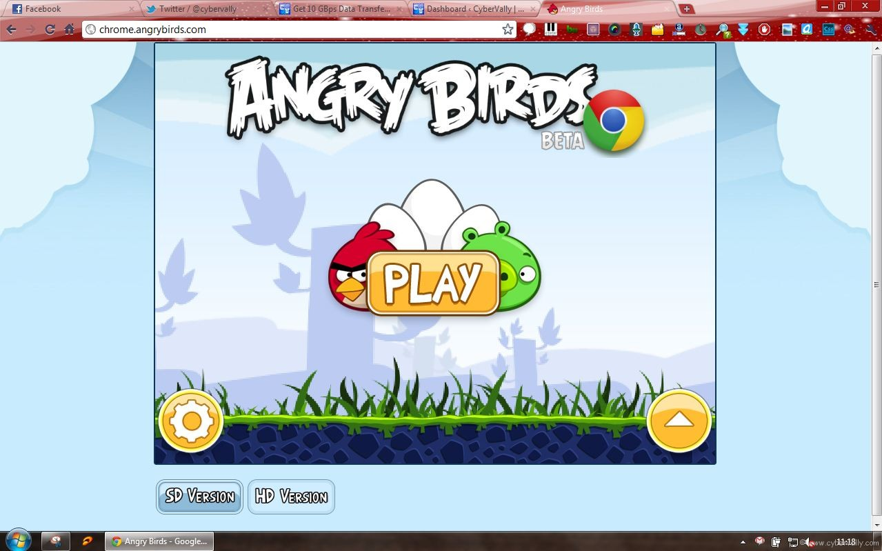 angry birds play now