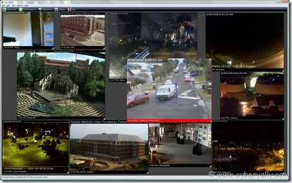 iSpyMain thumb Top 3 Free Webcam Surveillance Software for Inexpensive Home Surveillance