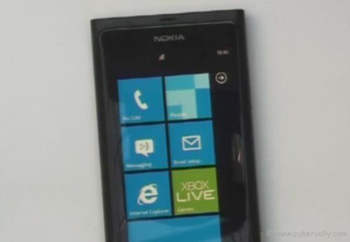 162832 nokiasearaywp7 Nokia Unveils the First WP7 Handset Code Named Sea Ray