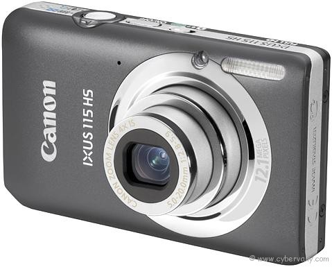 1 canon ixus 115 hs Top 5 Digital Cameras for Personal Photography
