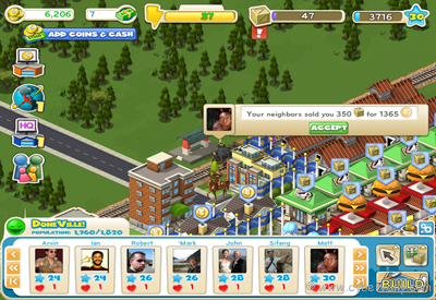 CityVille Top 10 Online Games to Play in Google Chrome Browser