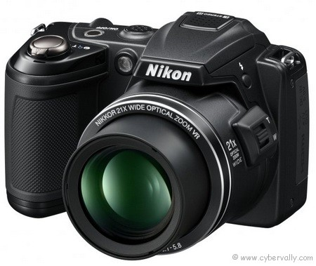Nikon Coolpix L120 1 Top 5 Digital Cameras for Personal Photography