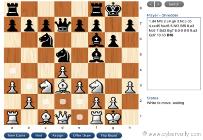 Shredder Chess Top 10 Online Games to Play in Google Chrome Browser
