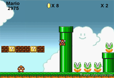 Super Mario Top 10 Online Games to Play in Google Chrome Browser