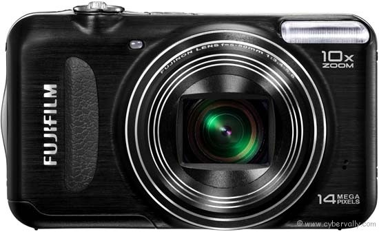 fujifilm finepix t200 review 550x337 Top 5 Digital Cameras for Personal Photography