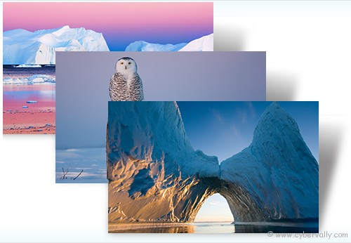 Arctic theme Top 10 HD Quality Nature Themes for Windows 7
