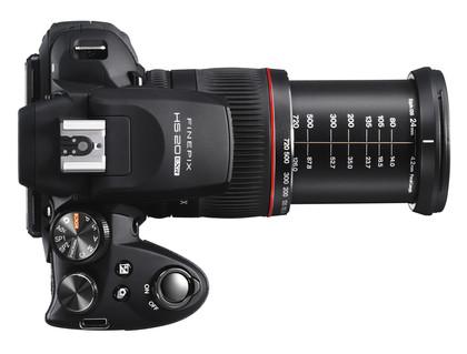 Review Fujifilm Finepix Hs20 Exr Superzoom Camera