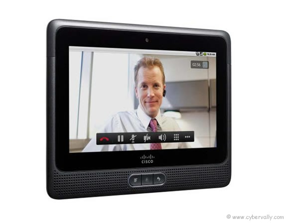 cius [Review] Cisco Cius Android Tablet PC