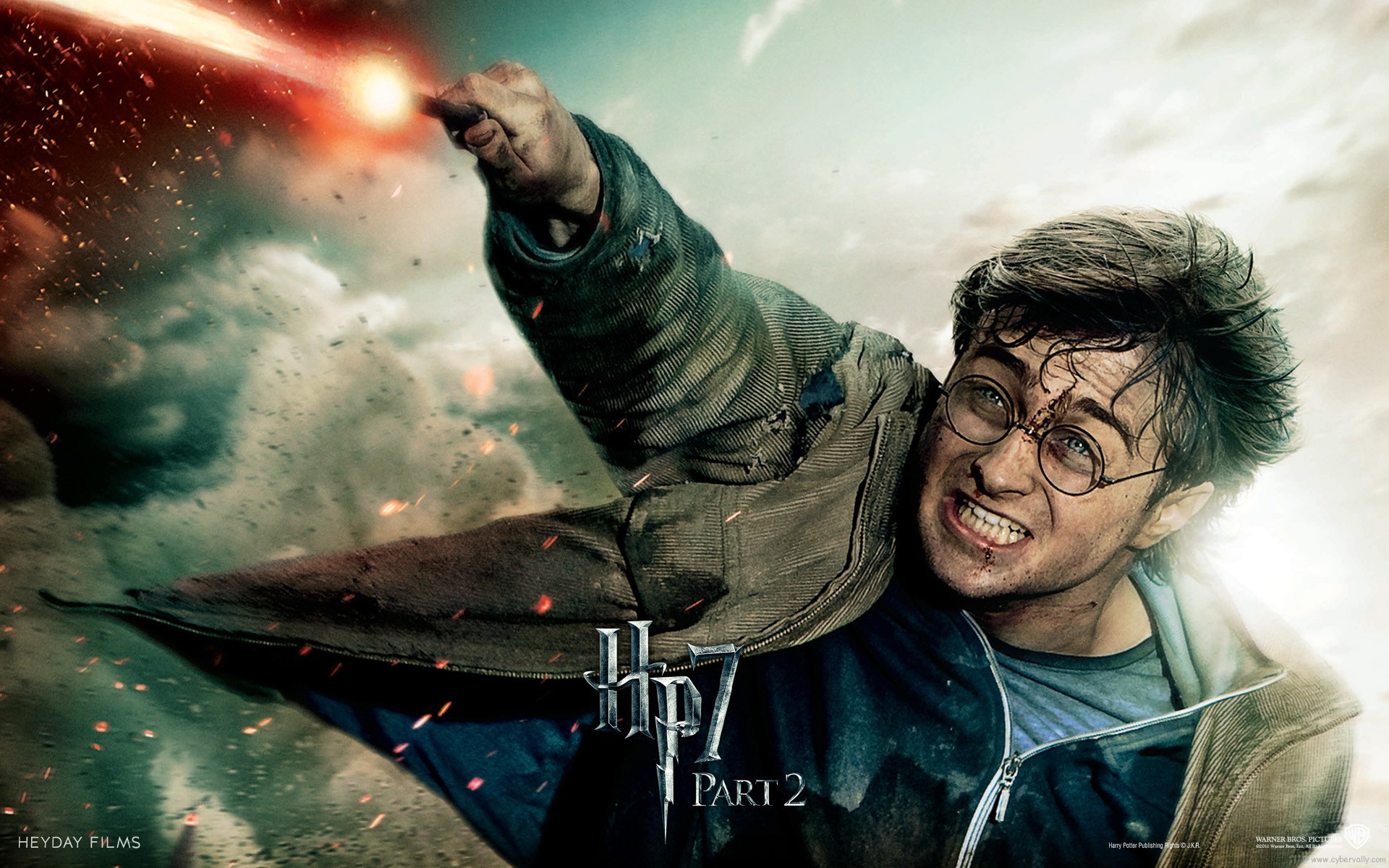 Harry Potter And The Deathly Hallows Part 2 Wallpapers and ...