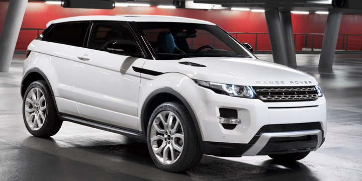 ranger rover 5 The Mighty Range Rover EVOQUE