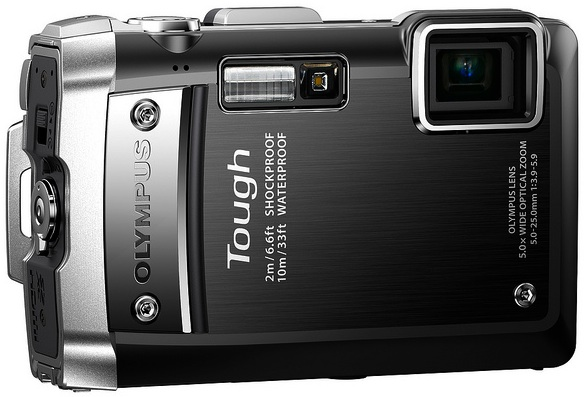 Olympus TG 810 Top 5 3D Enabled Still Cameras for Amazing Photography