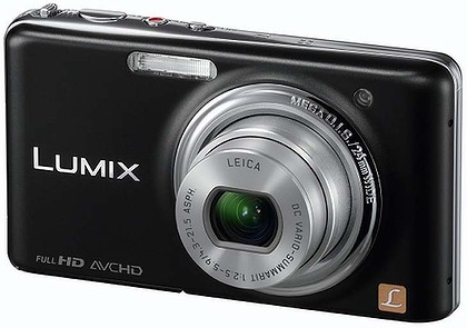 Panasonic Lumix DMC FX77 Top 5 3D Enabled Still Cameras for Amazing Photography
