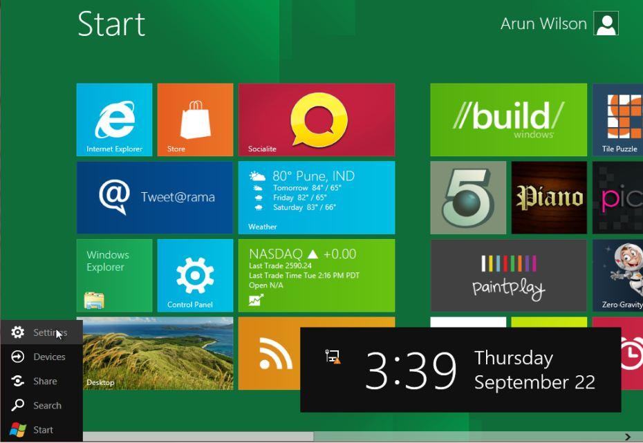 shut down windows 8 How to Shut Down Windows 8