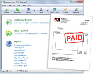 Create Free Professional Invoice Using Express Invoice - Express invoice free