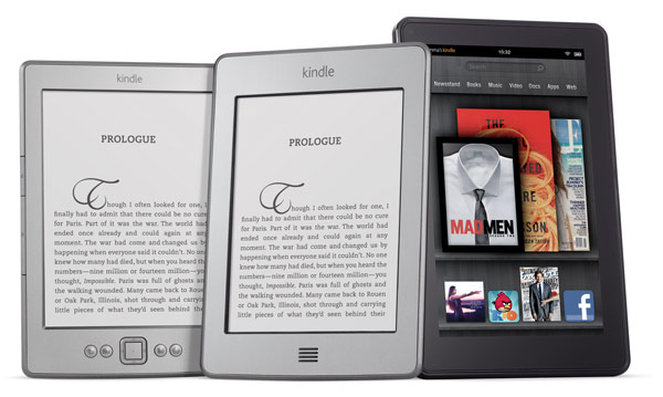 amazon fire touch kindle family 10 Best Features of Kindle 3