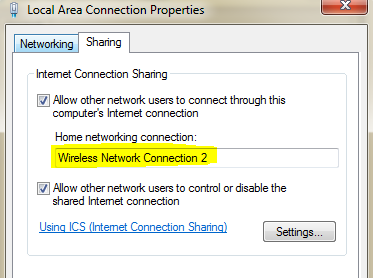 wifi 4 How to Setup Your Own Wi Fi HotSpot in Windows 8
