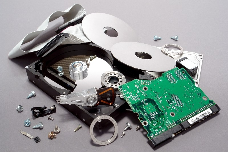 Destroy Your Old Hard Drive