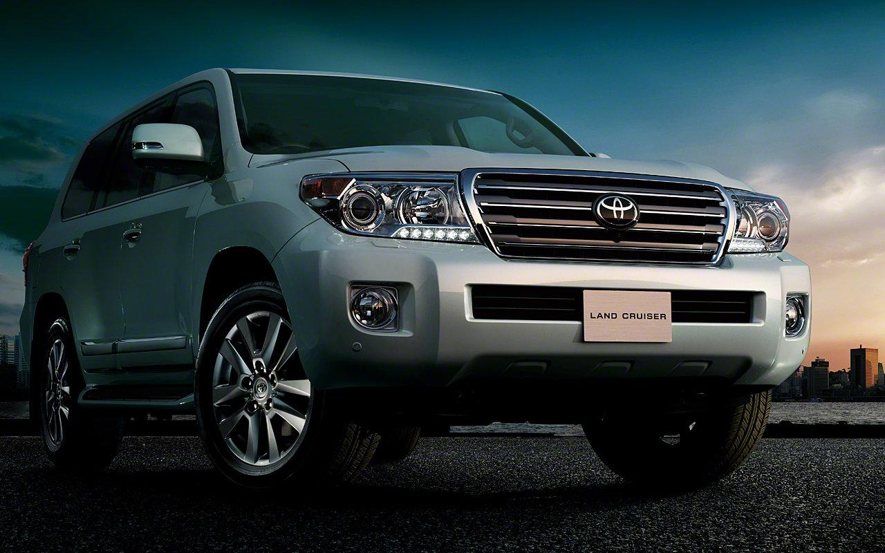 Toyota Land Cruiser V8 New Land Cruiser Inventory